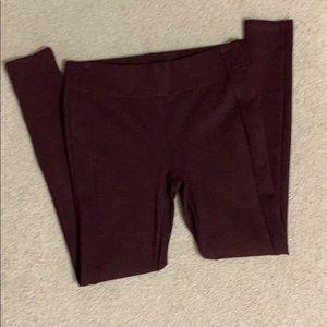 LOFT heathered leggings. Size S.